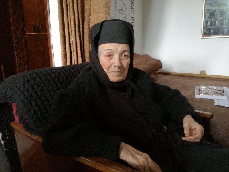 Почина игуменията на Калоферския женски манастир Валентина