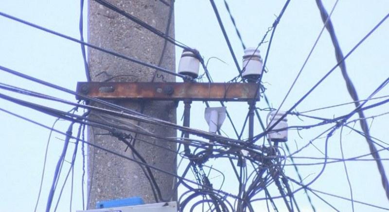 Хванаха криминално проявен да краде ток в Пловдив