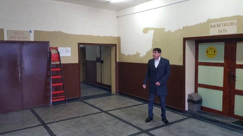 """Одобрено е 670 000 лв. финансиране за спортна зала """"Тракия"""" в Стамболийски"""