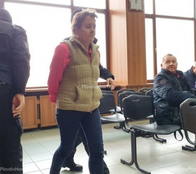 Окончателно: Намалиха присъдата на Марияна, която уби приятеля си в Пловдив