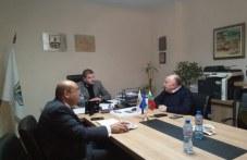 """Обсъдиха възможни икономически връзки между община """"Родопи"""" и Ливан"""