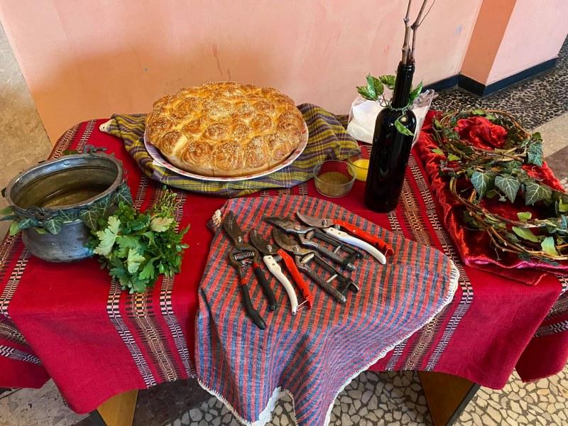 Кметът на Перущица: Пожелавам на всички лозари и винари успешна година и добра реколта!