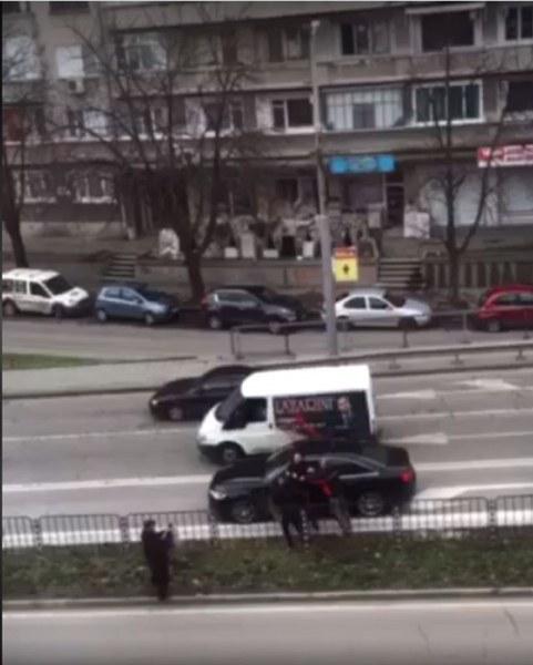 Асеновградчанин от известна фамилия арестуван за боя на пътя в Пловдив