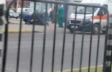 Психичноболен и пиян мъж се хвърля пред колите в Пловдив, полицията едвам го усмири