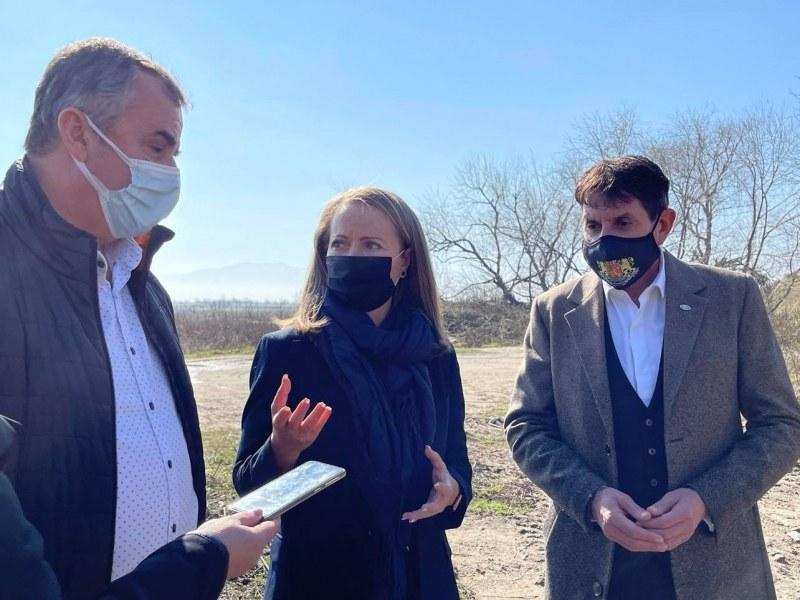Нов водопровод изграждат в квартал на Стамболийски