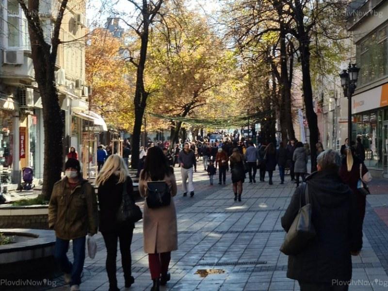 Пролетни температури във вторник в Пловдив