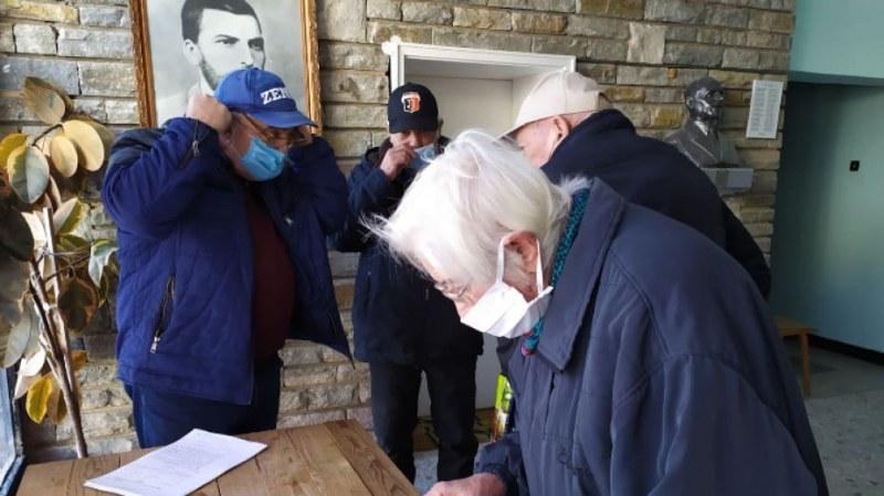 30 души се ваксинираха срещу ковид в мобилния пункт, посетил Бойково