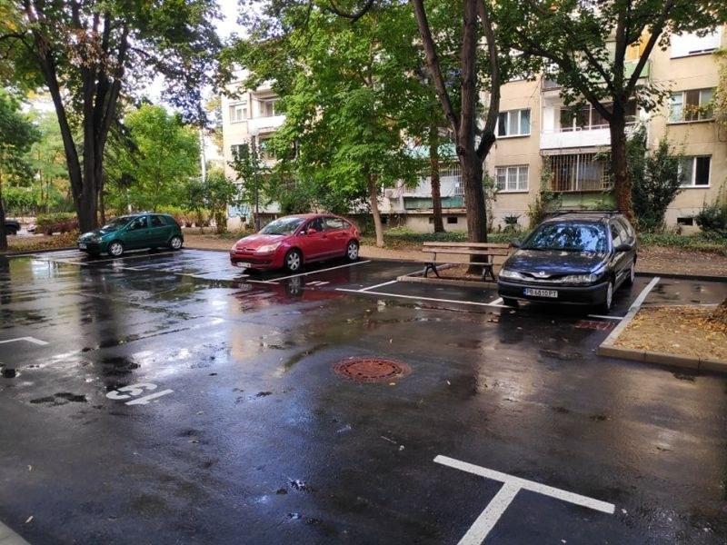 Приеха новата наредба за паркоместата под наем в Пловдив