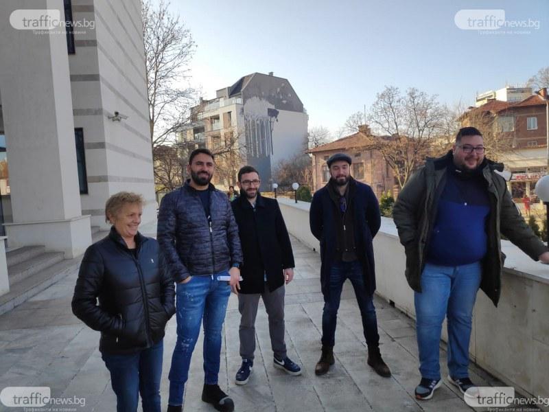 Собственици на заведения в Пловдив искат от кмета намаляване на таксите