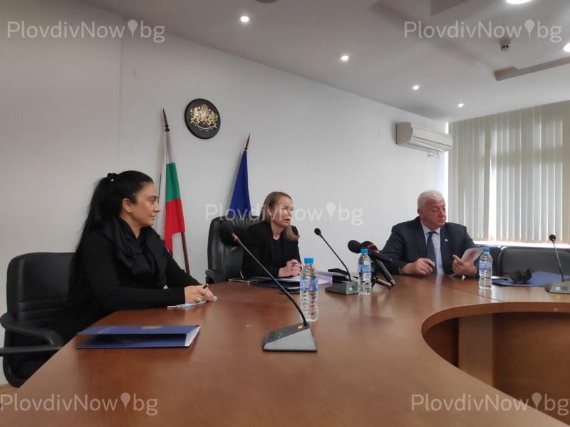 Подписаха споразумението за новите детски ясли на държавния терен в Кючука