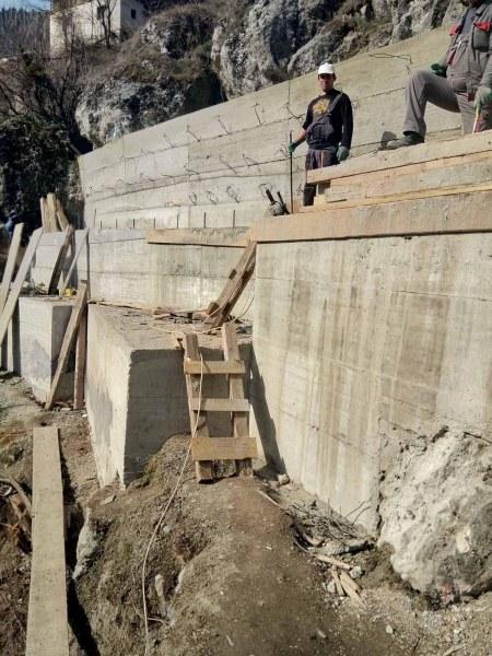 Срутището в Дряново е укрепено, хората могат да се върнат в къщите си