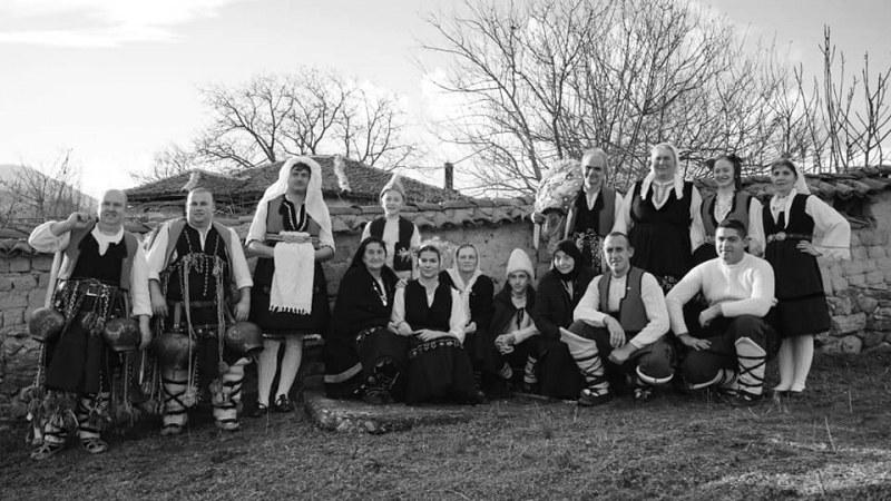 На финал са снимките на филм за кукерите в карловското село Климент