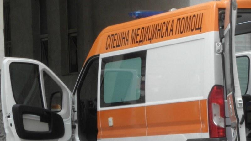 Камион удари жена на пешеходна пътека в Пловдив