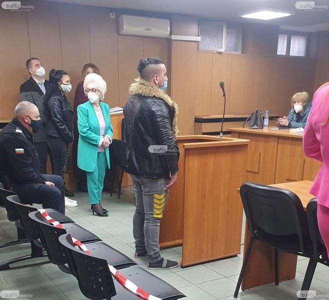 Митко, който уби дете в Асеновград, го удрял и блъскал в раклата