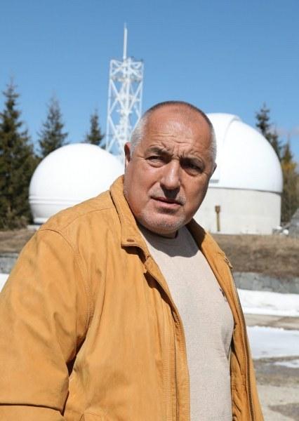 Бойко Борисов се отказа да бъде депутат