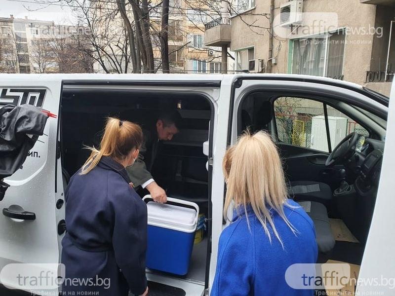 Мобилни екипи за имунизация срещу COVID-19 готови да пак тръгнат из областта