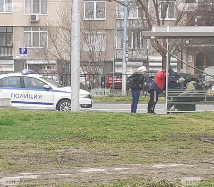 Възрастна жена пострада в Кючука, поряза се при качване в автобус