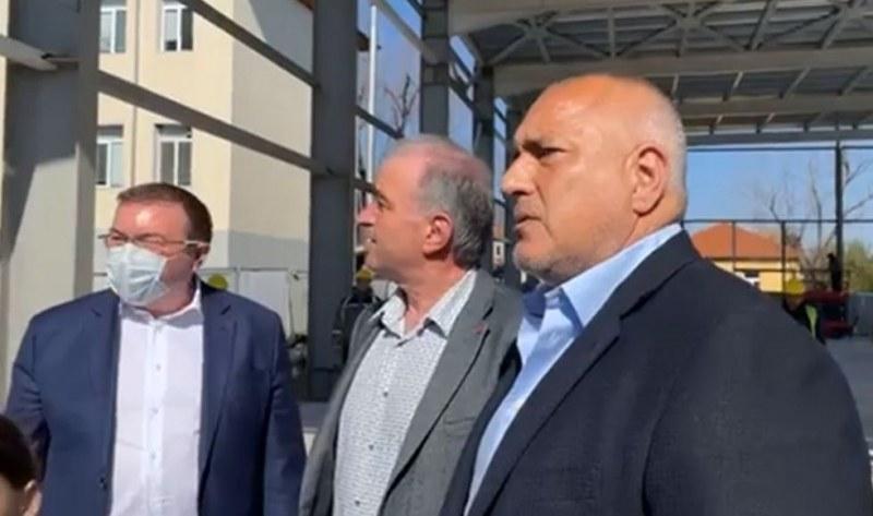 Борисов: Чакаме през май и юни 2,7 млн. ваксини на Пфайзер, с което да превъзмогнем пандемията