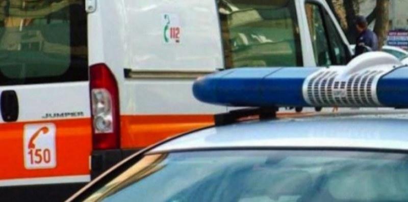 Катастрофа между Първомай и Асеновград, жена пострада