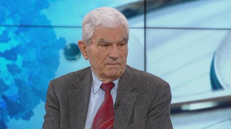 Акад. Богдан Петрунов:Не е правилно да се комбинират различни дози ваксини