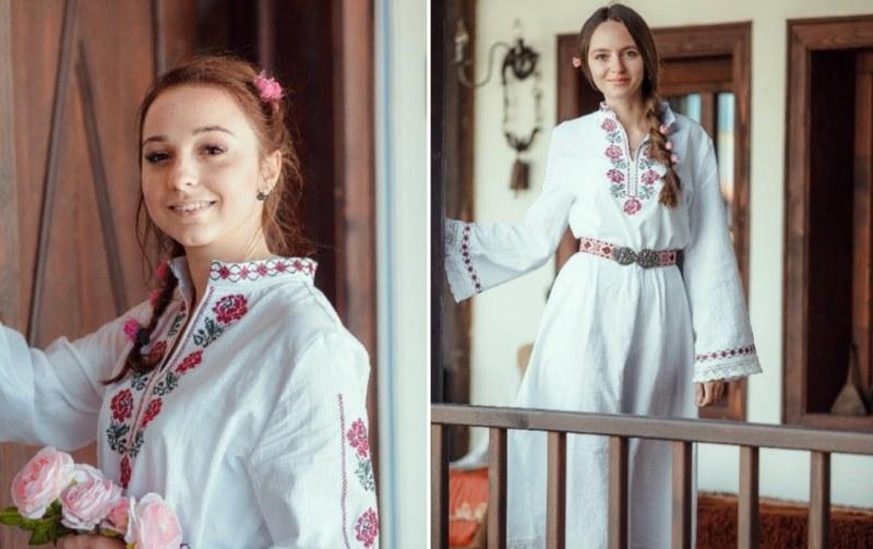 """Красиви момичета от Хисаря и Кричим в конкурса """"Царица на розата"""""""