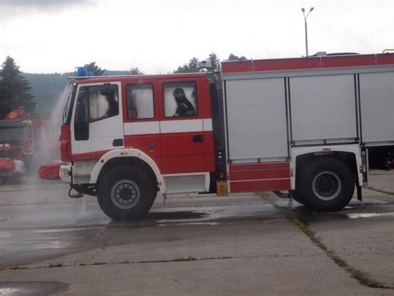 Възрастен мъж загина при пожар в село Войсил