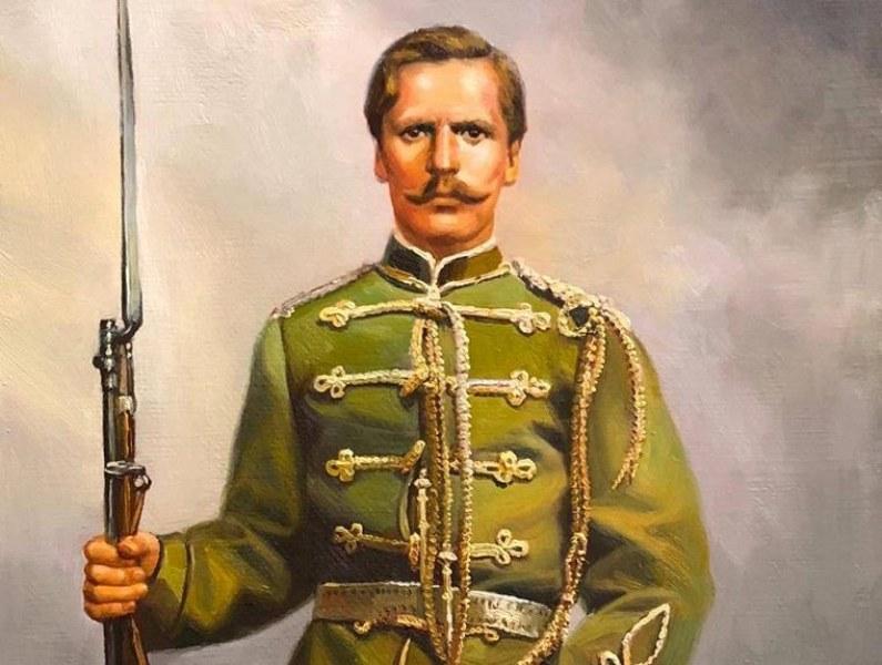 Поклон пред паметта на Петър Бонев, загинал при отбраната на Перущица!
