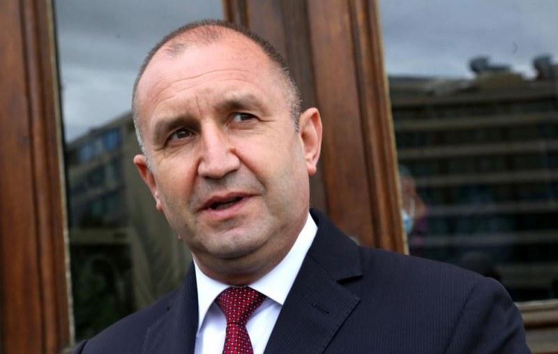 Президентът Румен Радев ще е гост на Първомай днес