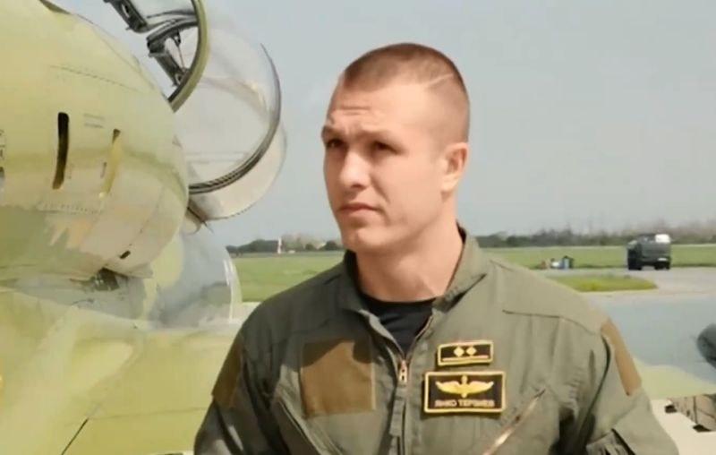 Янко Терзиев - най-младият пилот в авиобаза Граф Игнатиево.