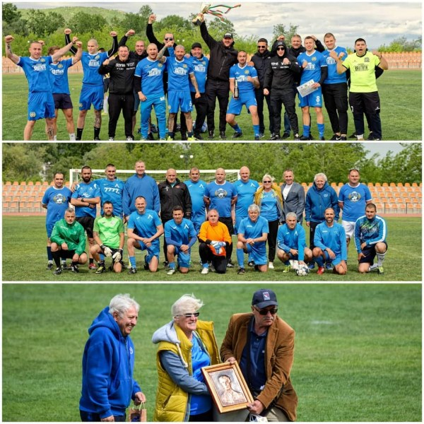 Над 5000 лв. събра футболният турнир в Хисаря за паметник на Левски