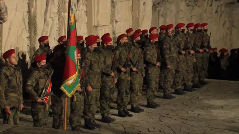 Видео запечата кулминацията на тържествата в Перущица
