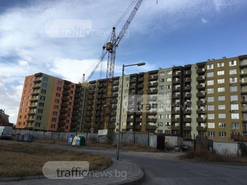 Без строителство в полетата на Пловдив - отказват разрешителни, ако няма общински път