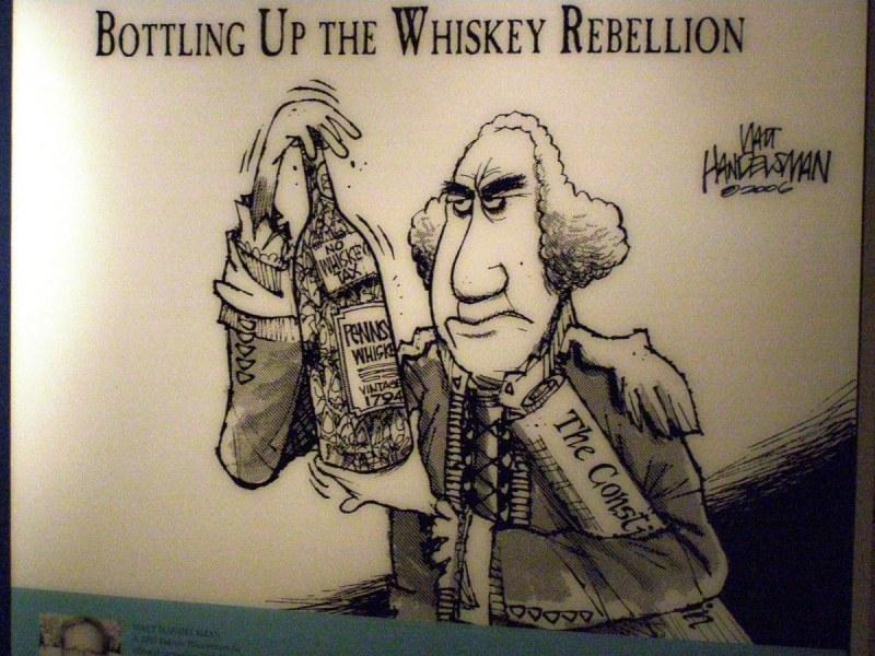 """История на уискито: """"Уиски бунтът"""""""