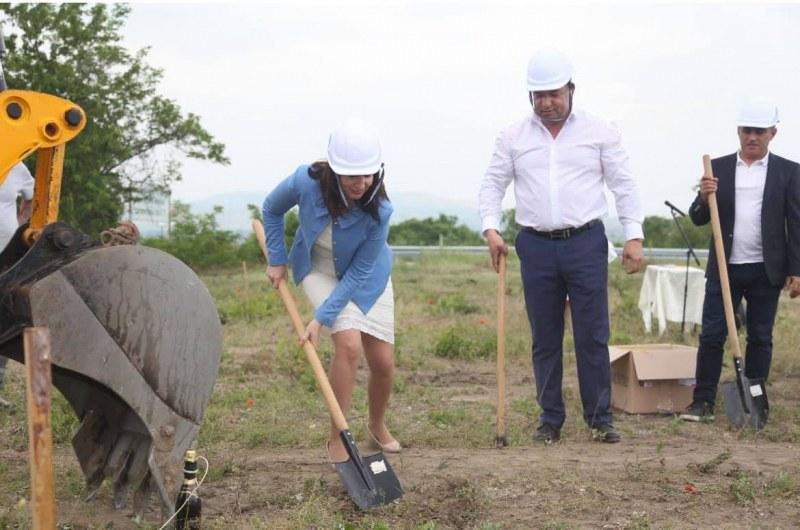 Започва строежът на компостиращата инсталация на Перущица и Кричим
