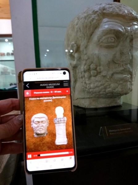 Ново мобилно приложение атрактивно информира туристите в Хисаря