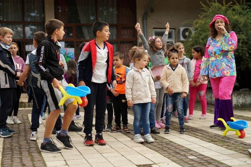 Чудесен празник получиха децата в Перущица