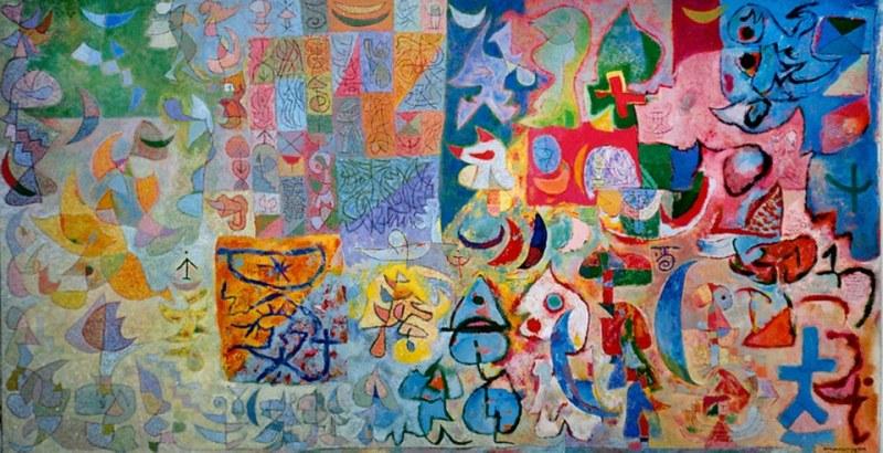 Карловският художник Румен Читов открива изложбата си в Пловдив днес