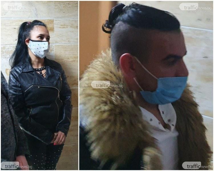 Майката и дядото на убития 3-годишен Ангел в Асеновград свидетелстваха пред съда днес