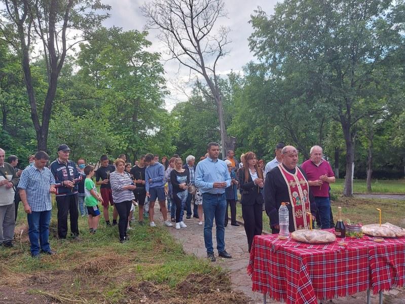 Направиха първа копка на фитнес на открито в село Марково