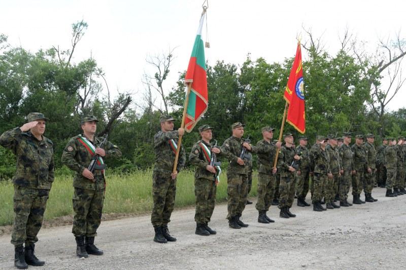 """Ново военно учение """"Балкан 21"""", сертифицират щаба и щабния батальон на Карловската бригада"""