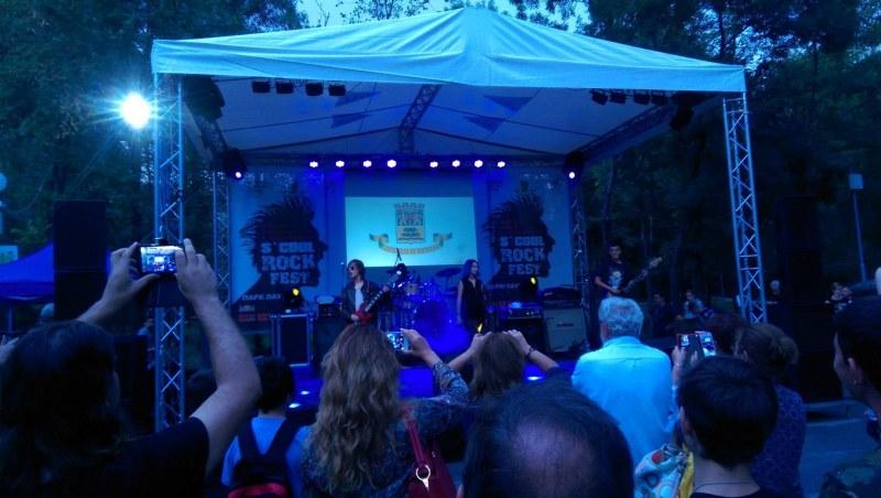 Ученически рок банди свирят в Пловдив през уикенда