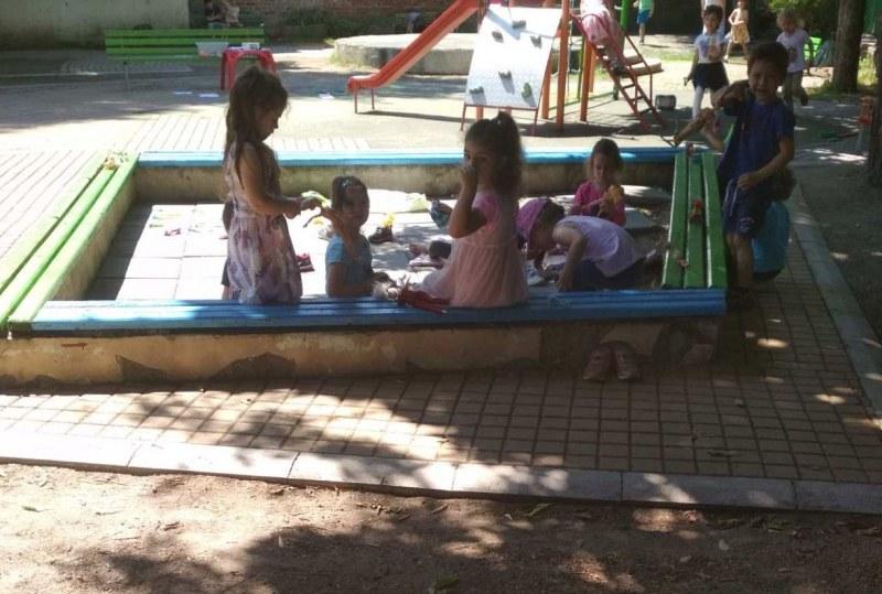 "6 детски градини в ""Централен"" спечелиха проекти за ремонт на дворове и площадки"