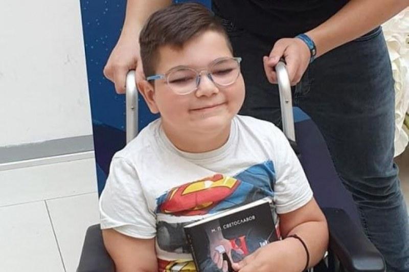 Малкият Ники от Пловдив отново има нужда от нашата помощ