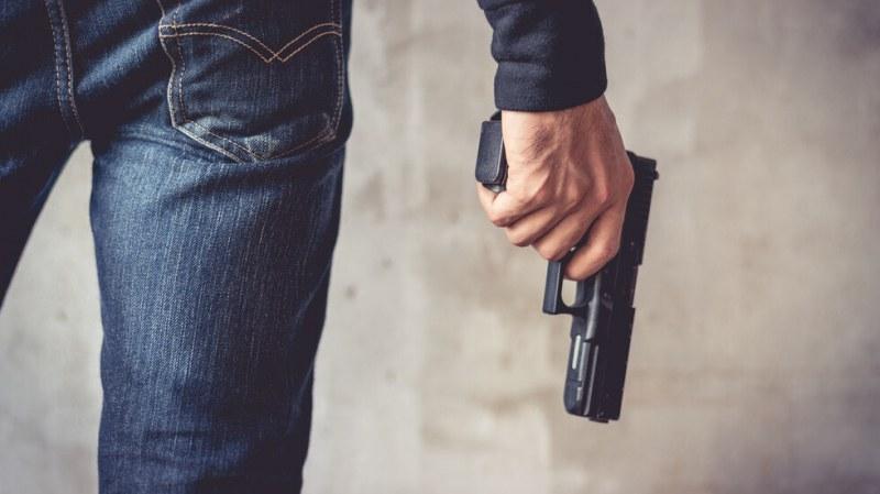 """Скандал между шофьори на АМ """"Тракия"""", единият извади пистолет"""