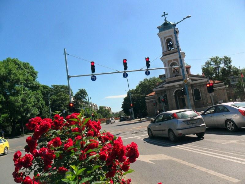 Снимат сериал в Пловдив, затварят част от булевард
