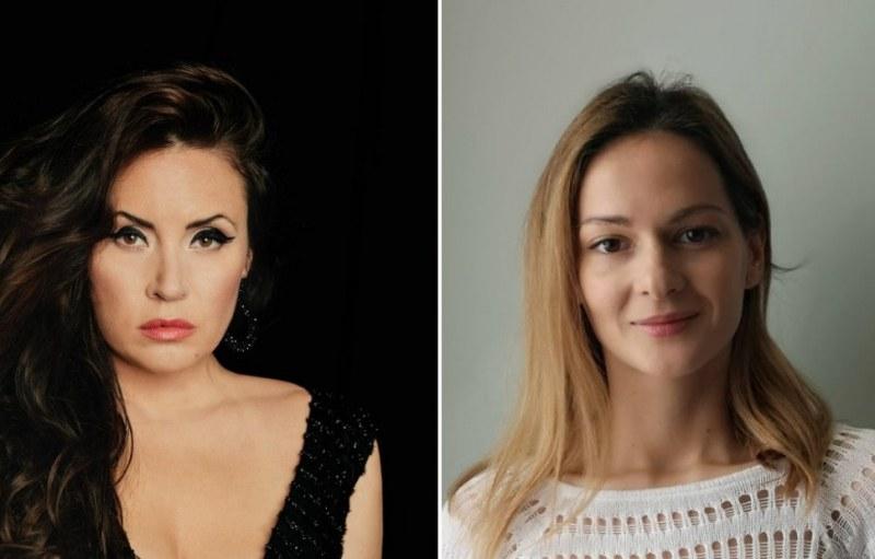 Соня Йончева избра млад дизайнер на тоалетите си за концерта в София