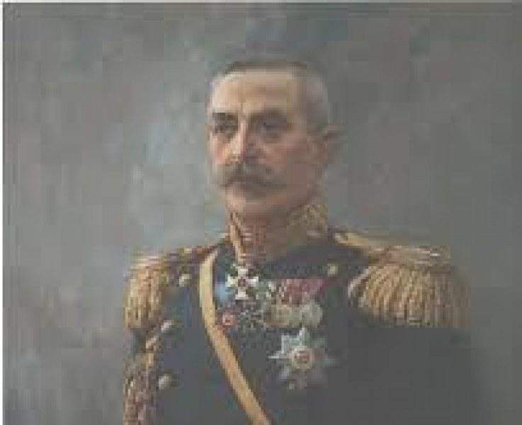 166 години от рождението на Кръстю Маринов - опълченец и генерал, роден в Съединение