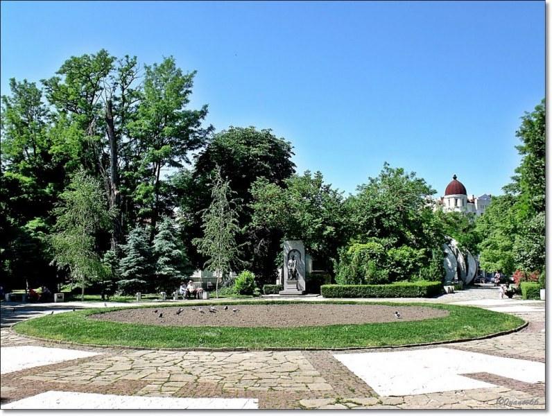Реконструкцията на Дондуковата градина в Пловдив блокирана от жалба в КЗК