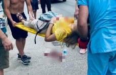 Лекарка е ударената от джип в Смирненски, шофьорката се държала неадекватно