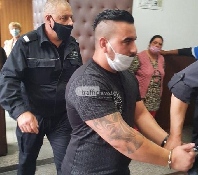Митко, обвинен за убийство на дете в Асеновград, прехвърля вината на майката